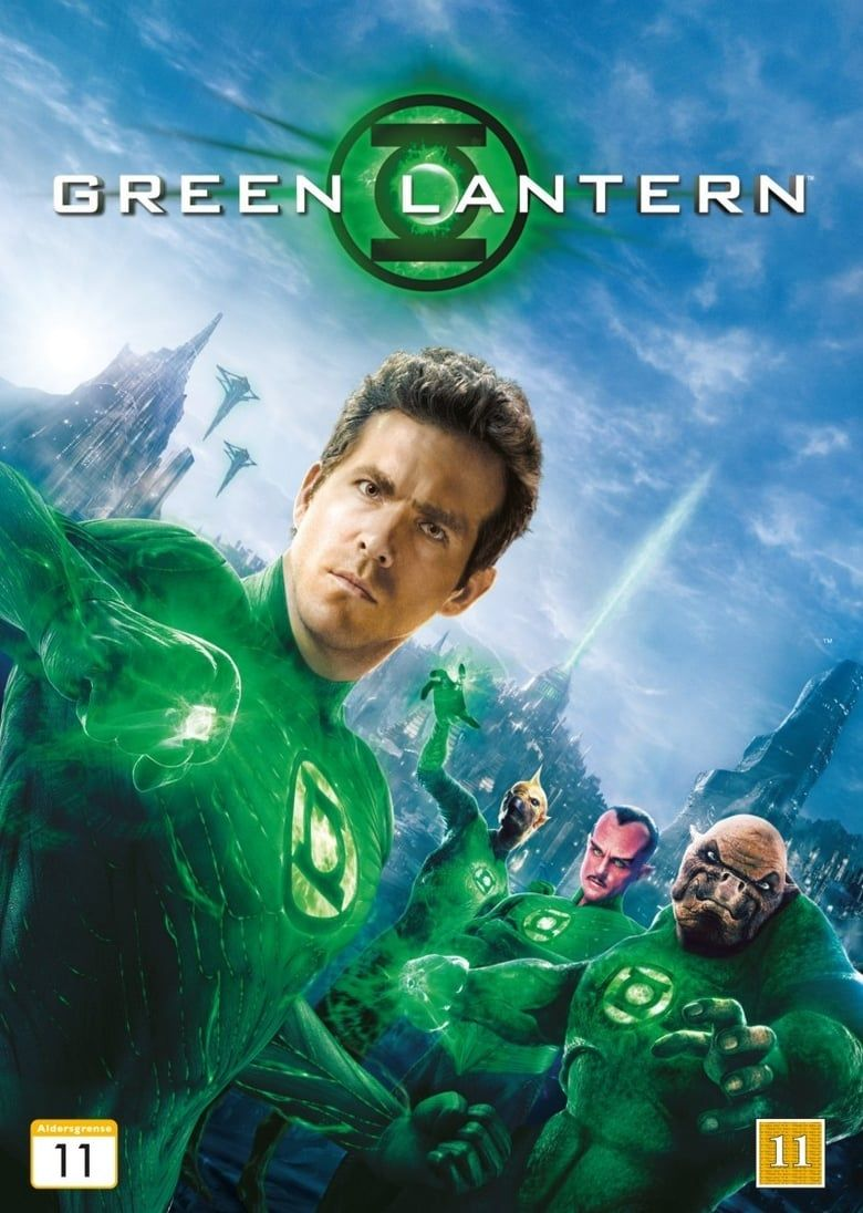 The Green Lantern Stream
