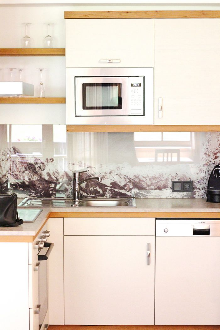 Das Rivus Küche