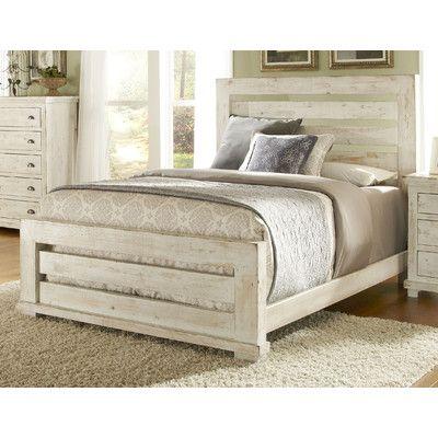 Progressive Furniture Inc. Willow Panel Bed