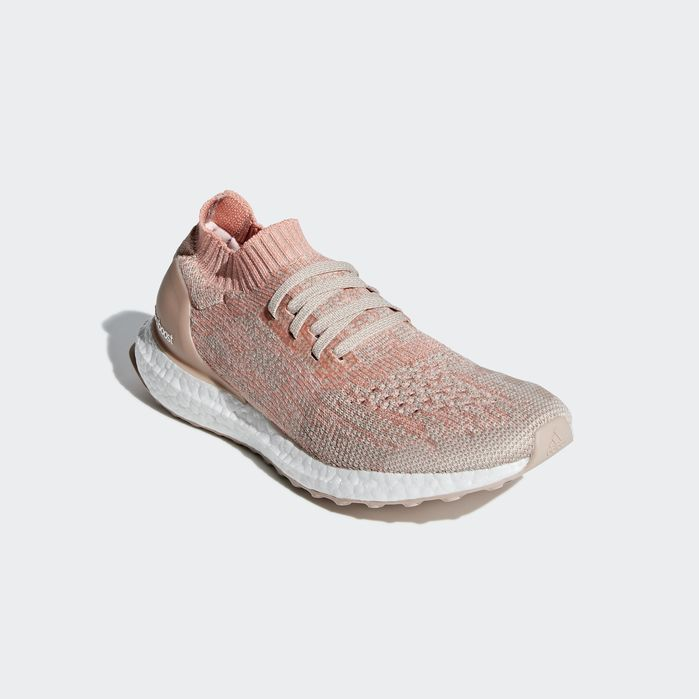 c95ef118cfa42 Ultraboost Uncaged Shoes Beige 5.5 Womens