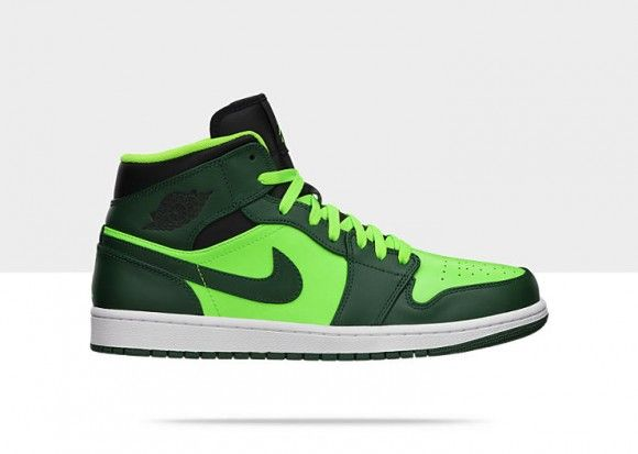 Air Jordan 1 Retro St. Patrick's Day (Electric Green) Available Now