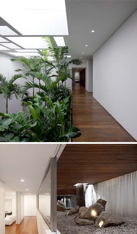 Jardines verticales interiores (1 Architecture interiors, Spaces