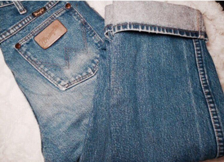 70s wranglers 27 12 waist