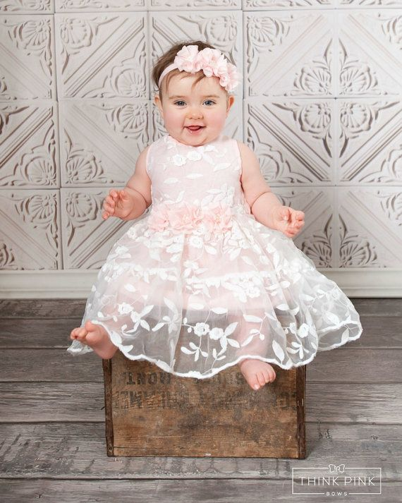 Flower Girl dress, lace flower girl dress, girls lace dress, Champagne lace dress, rustic flower girl dress,Country flower girl dress.