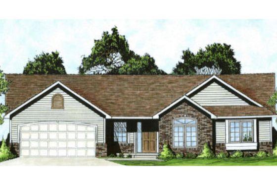 House Plan 58-172