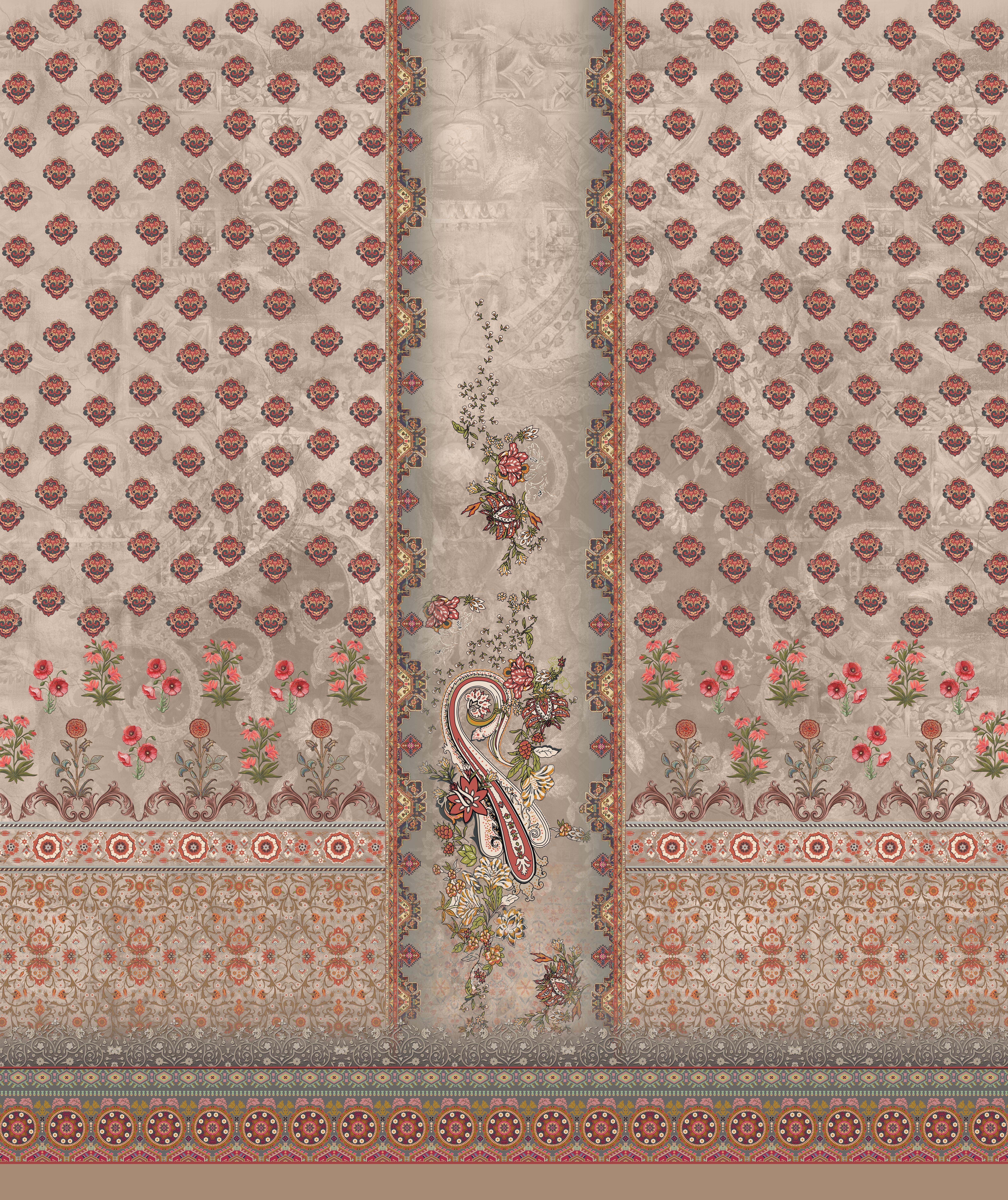 593b8be4ab Digitals | Fashion in 2019 | Textile design, Prints, Textile prints