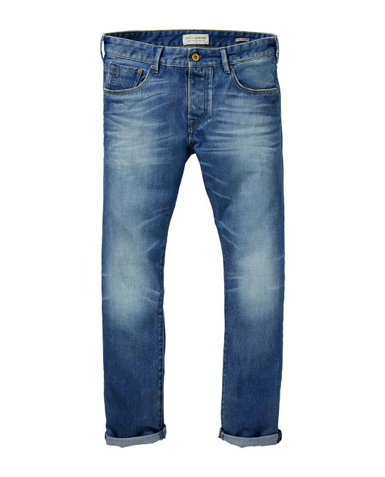 Ralston Trumptown Light Scotch Soda Things To Wear Vintage Jeans Gents Fashion Jeans Style