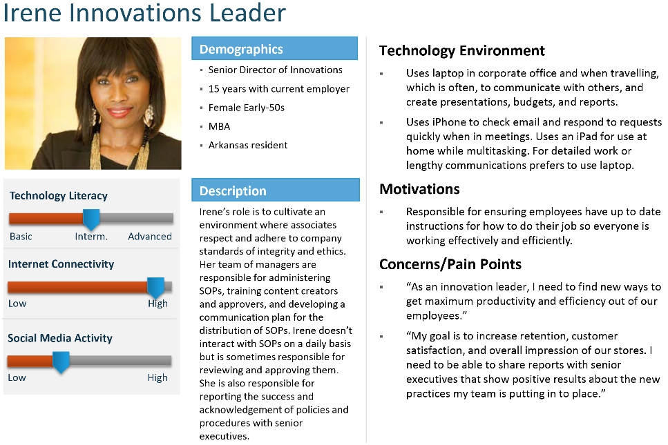 Senior Director Of Innovation Persona Src SystemsallianceCom