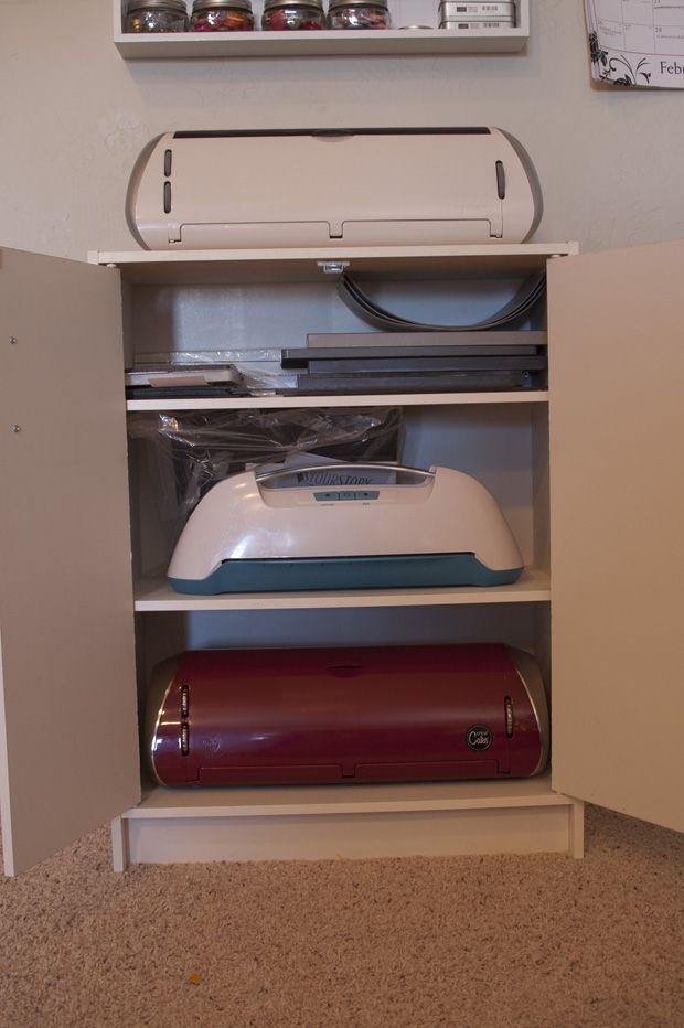 Cricut Storage
