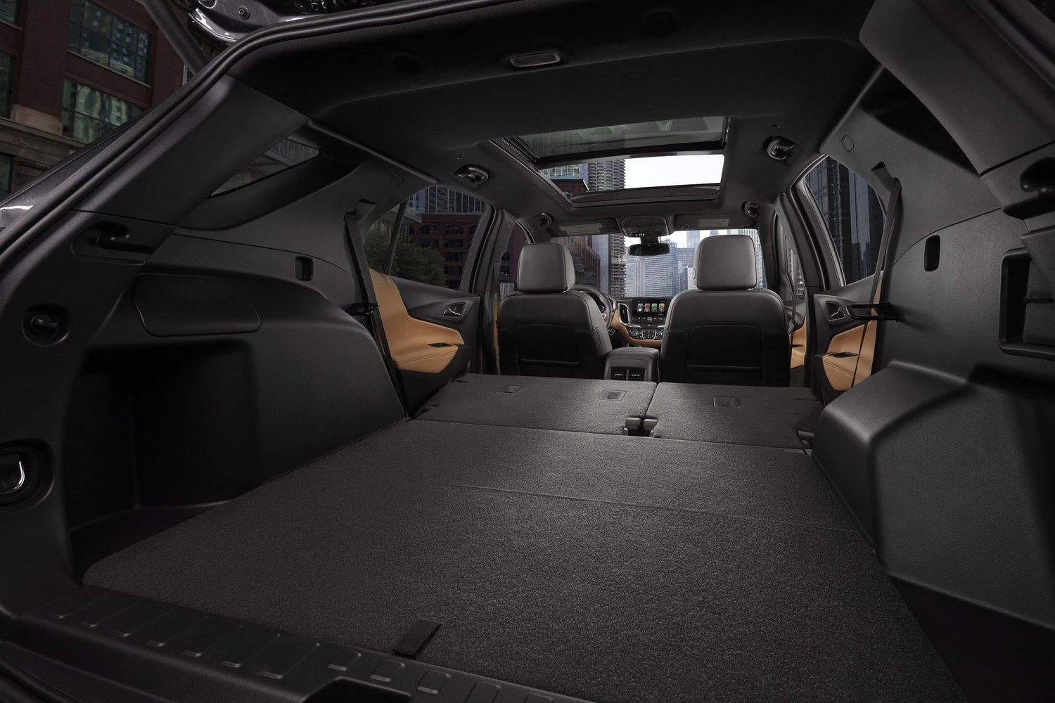 2019 Chevrolet Equinox Lt Interior