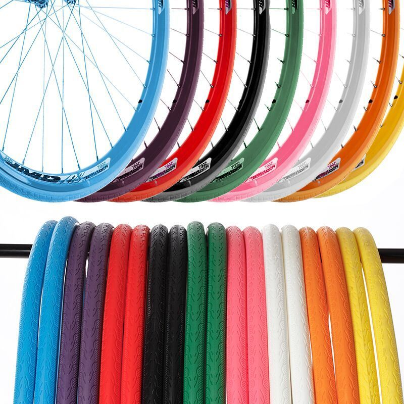 Bicycle Solid Tyre 700x23c Dead Tires Road Bike Tyres Fixed Gear Bike 700c 25 18c Explosion Proof Inflation Free Infl Road Bike Tires Bike Tire Fixed Gear Bike