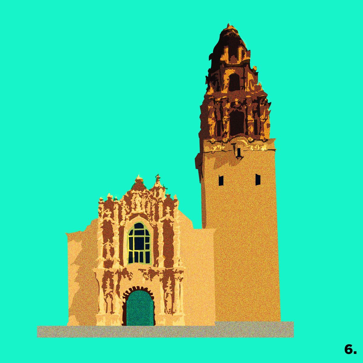 An illustrated guide to los angeles architecture with