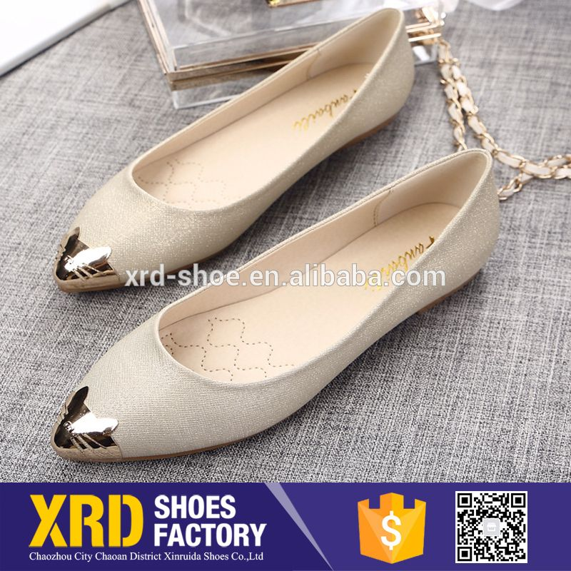 lady girl belly shoes /Women fancy flat belly shoes