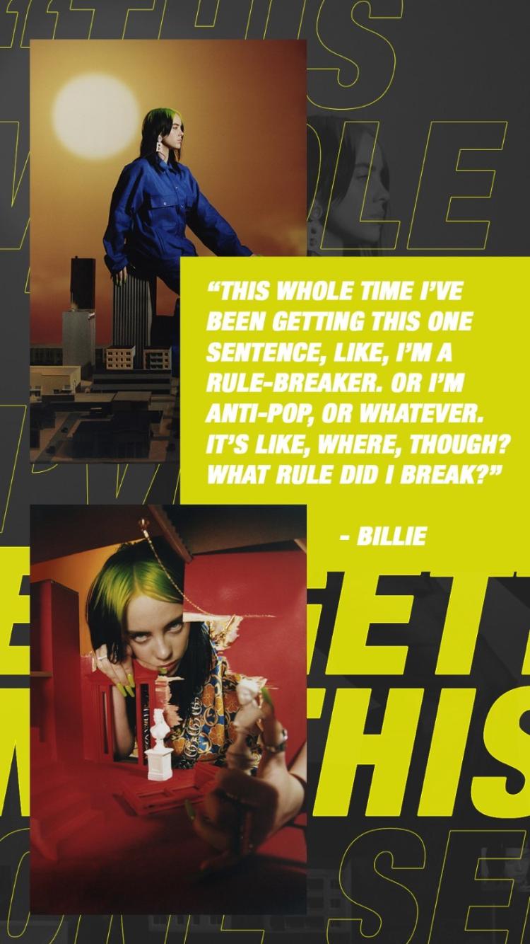 Pin By Lily On Billie Eilish In 2020 Billie Eilish Billie Photoshoot