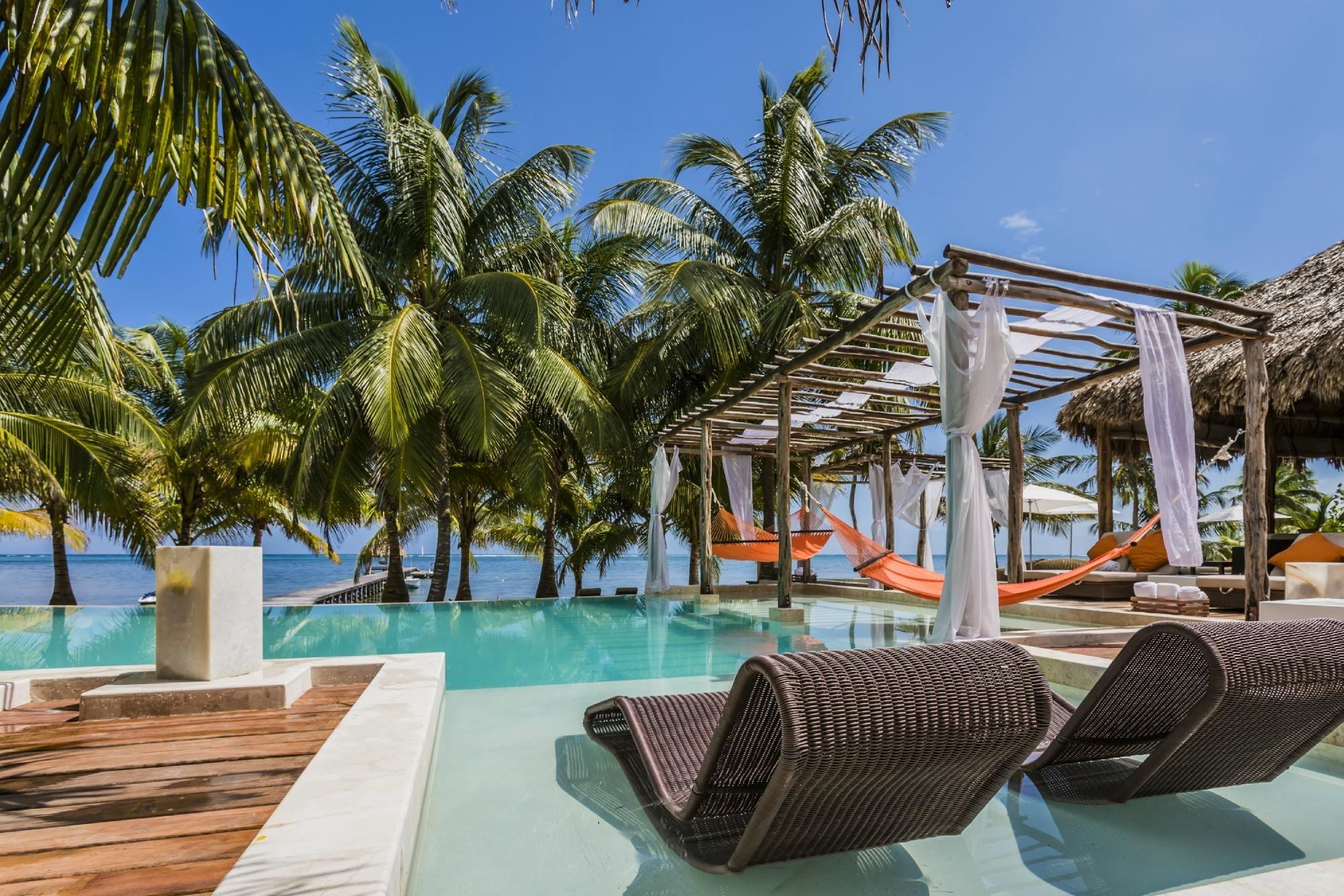 Hotel El Secreto Ambergris Caye Belize