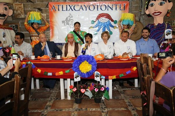 "Atlixco, anuncia la fiesta ""Chica del Atlixcayotontli 2016"""