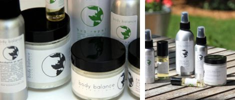 Body Balance Essential Creams and Spritzers