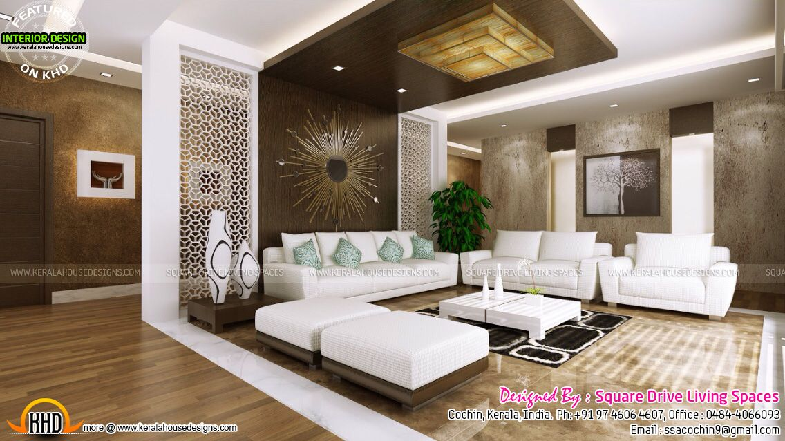 Living Room Home Interior Design Photo Gallery