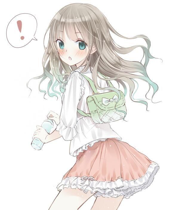 メディアツイート 迷子焼き maigoyaki さん twitter 芸術的アニメ少女 アニメの描き方 可愛いアニメガール