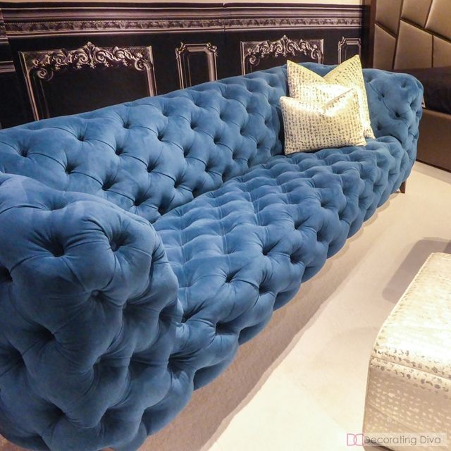 9 Luxe, Glam Sofas And Seating For 2016