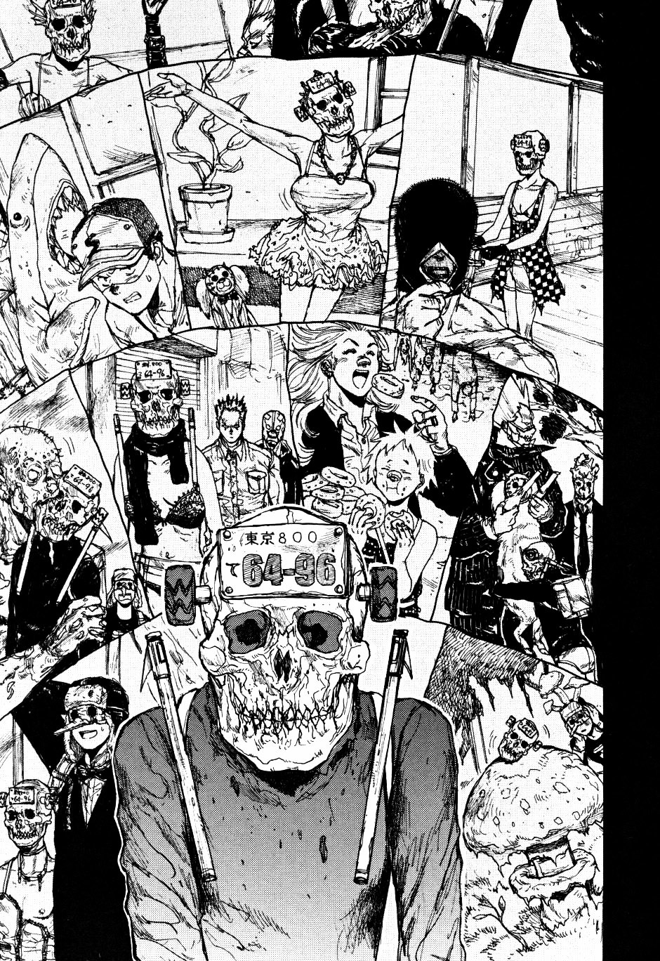 Dorohedoro Vol.10 Chapter 57 Good Company Is The Best