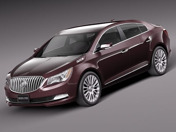 2016 buick lacrosse review and redesign. Black Bedroom Furniture Sets. Home Design Ideas