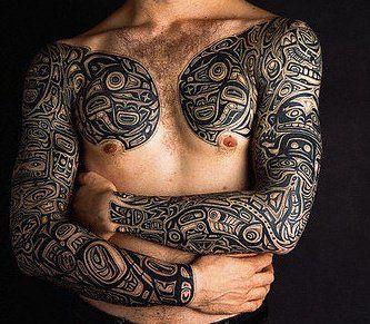 Haida Tattoo I M Not Too Big On Getting A Native Tatt But This Is