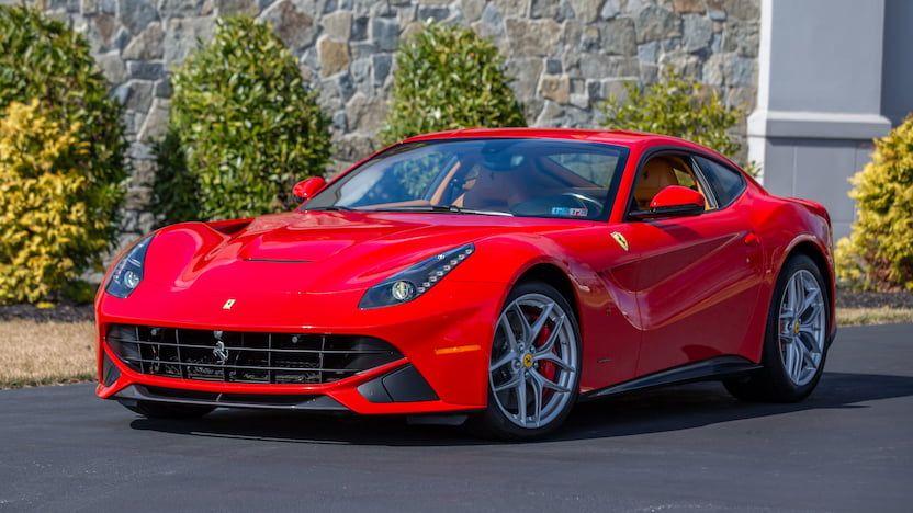 Ferrari F12 Tdf Ferrarif12berlinetta In 2020 Ferrari F12 Tdf Ferrari F12 Sports Cars Ferrari