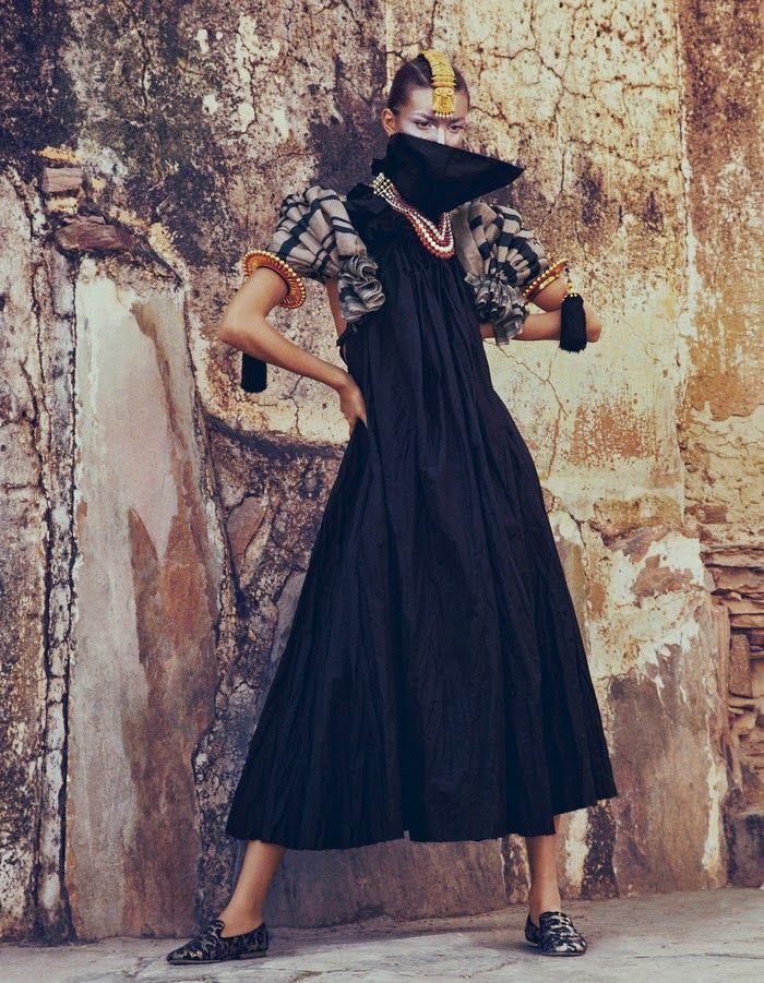 Drapery Fashion – by Dima Hohlov