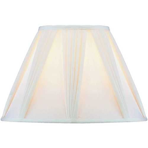 Lite Source Lighting Antique White Empire Lamp Shade With