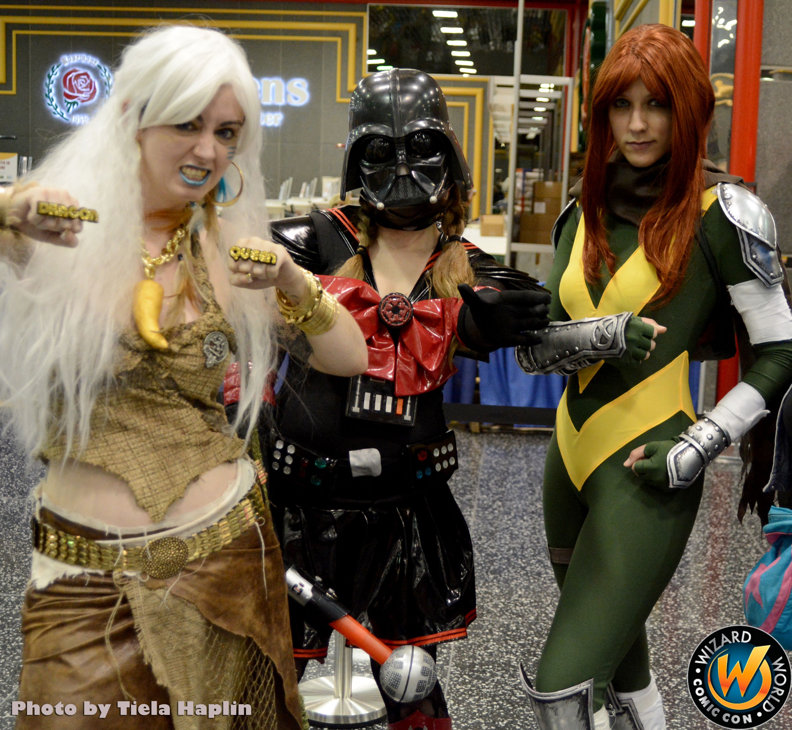 Ready to enter the world of Wizard World!, check out Wizard World Ohio Comic Con Sep 20-22, 2013!! Click http://www.wizardworld.com/home-ohio.html