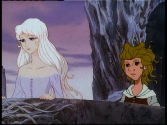 Lady Amalthea and Molly Grue The Last Unicorn picture image ...