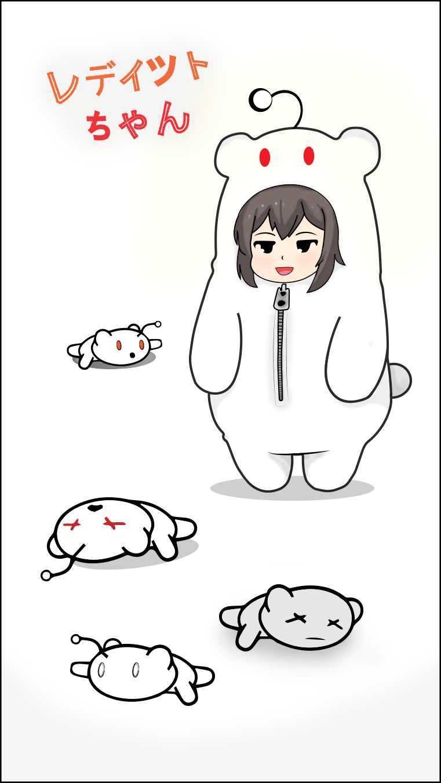 Redditchan Hello kitty, Art design, Art