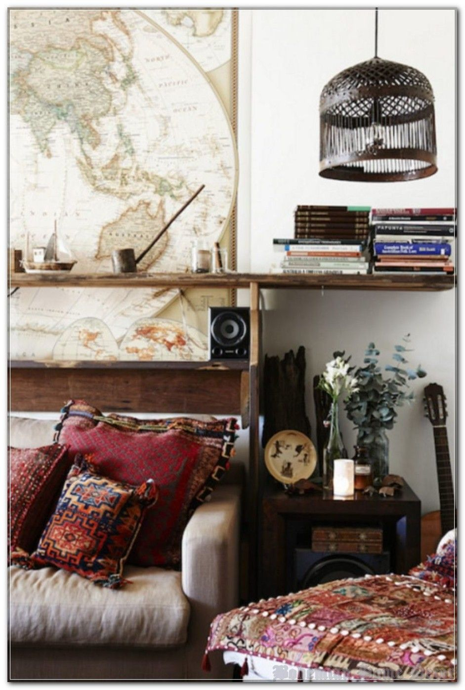 Fall In Love With Bohemian Home Decor