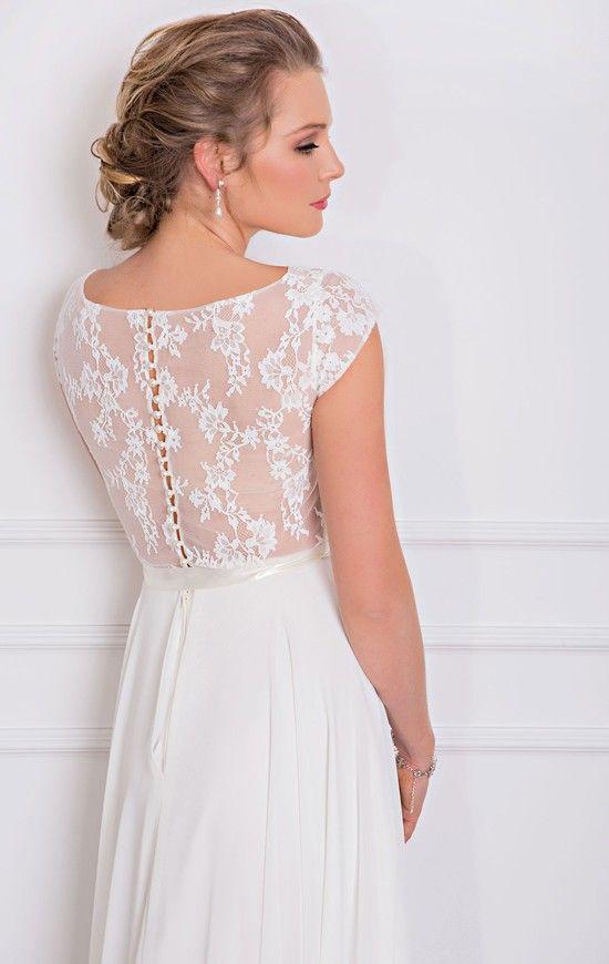 Wendy Makin Of Bridal Designs Wedding Dress Organza