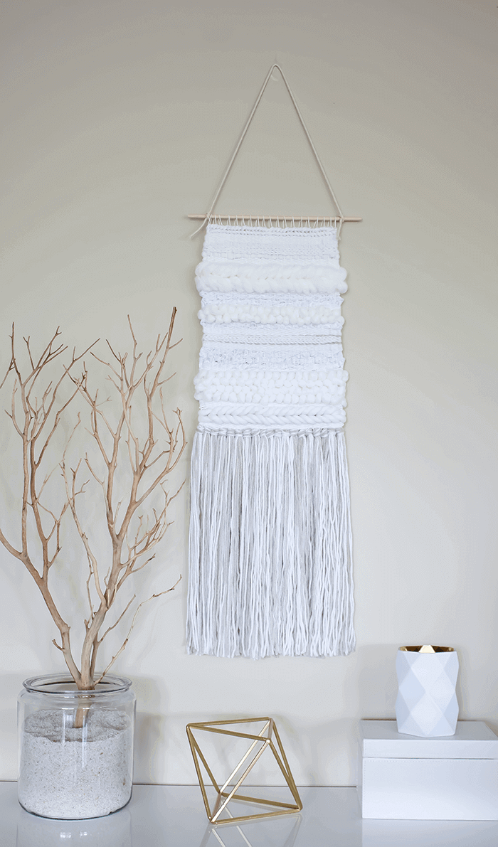 Learn To Create Beautiful Texture To Your Weaving By Following This  Step By Step Tutorial That Utilizes 5 Easy Techniques. So Simple And Pretty!