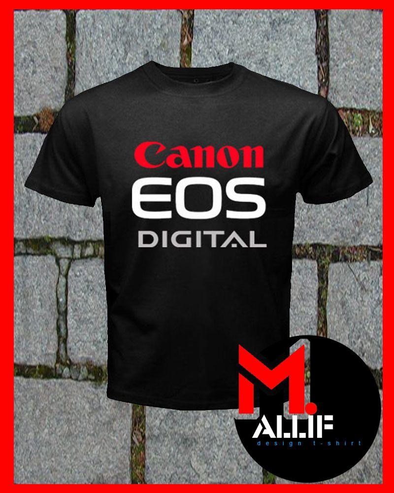 a991662445759 New Canon Eos 5d Mark Ll Logo Men T-Shirt FD11 - T-Shirts