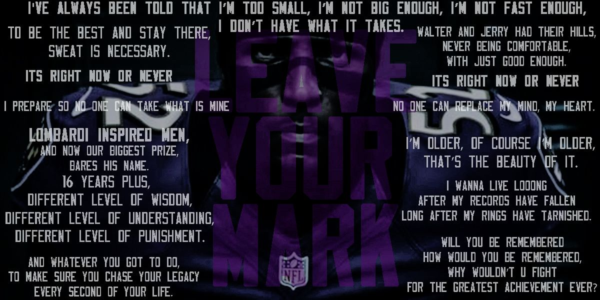 13 Best Ray Lewis Quotes Images On Pinterest: Ray Lewis - Madden 13 Intro Speech