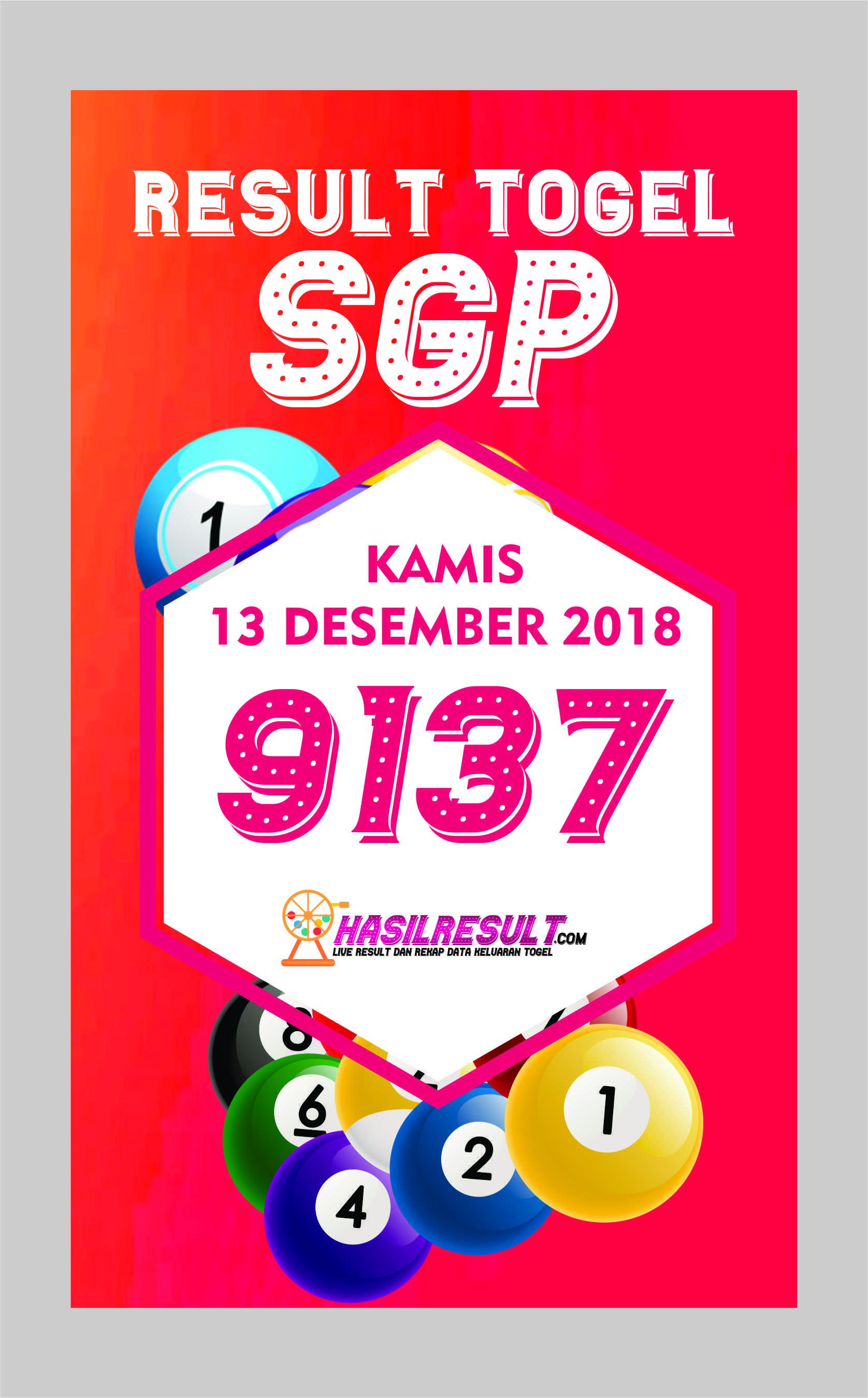 Result Sgp Minggu 06 Januari 2019 resulttogel togel t
