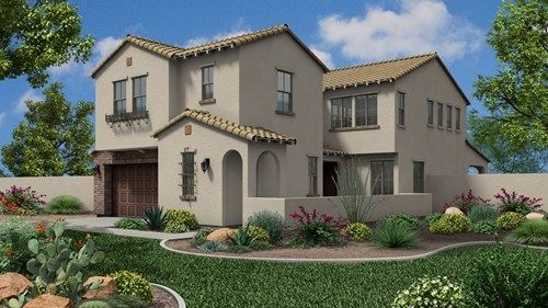 Collins Creek By Ashton Woods Homes In Phoenix Mesa Arizona