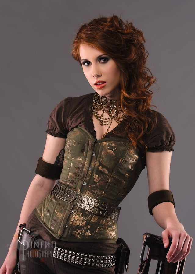 """500px / Photo """"Gunslinger"""" by S P #fashion #cosplay"""