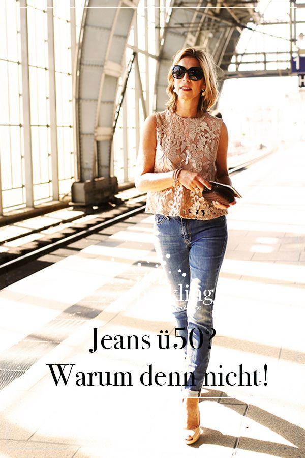 Ein Leben ohne Jeans ist möglich, aber sinnlos – Still Sparkling | Der Lifestyle Blog mit ü50 Power