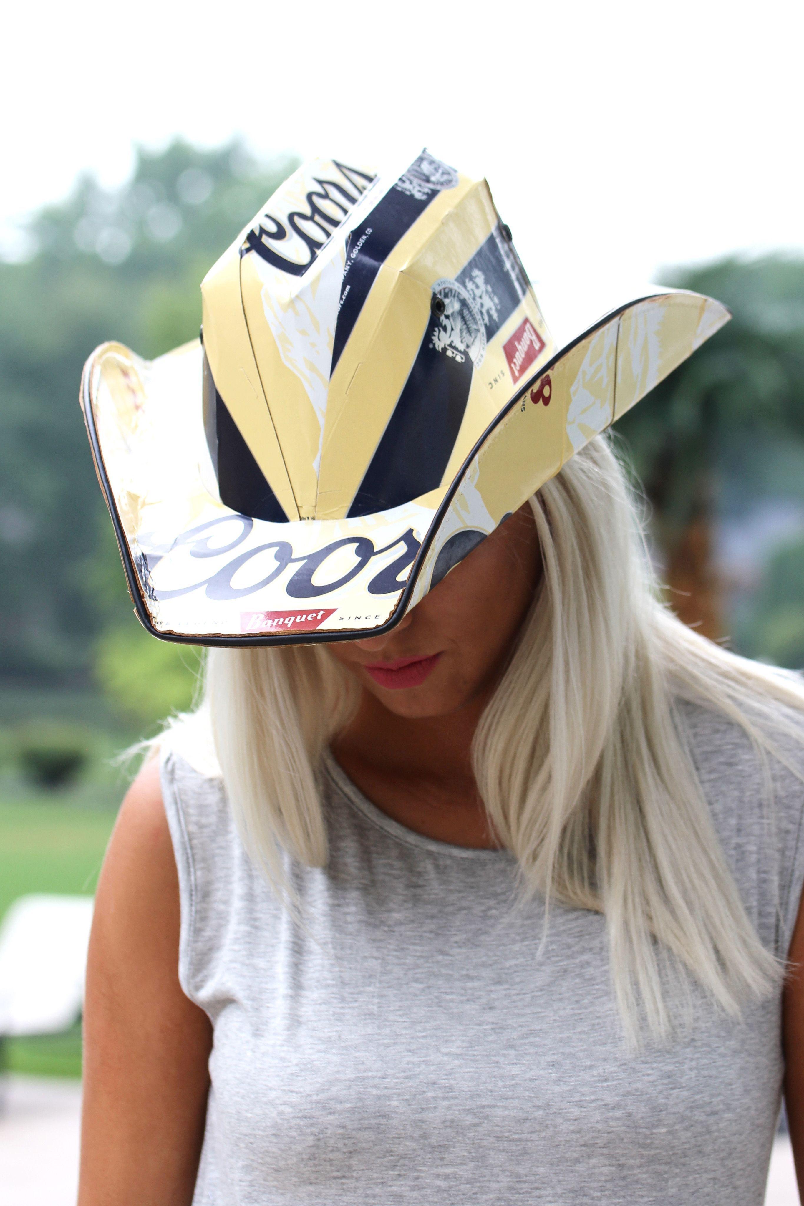 07c6bba31a561 Coors Light Cowboy Hat