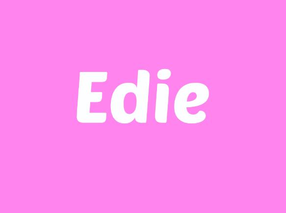 Edie, Keira Knightley's new baby name #vintagenames # ...