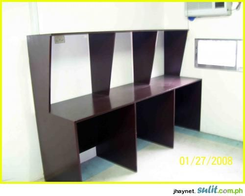 Pics for cyber cafe furniture for Cafe table design