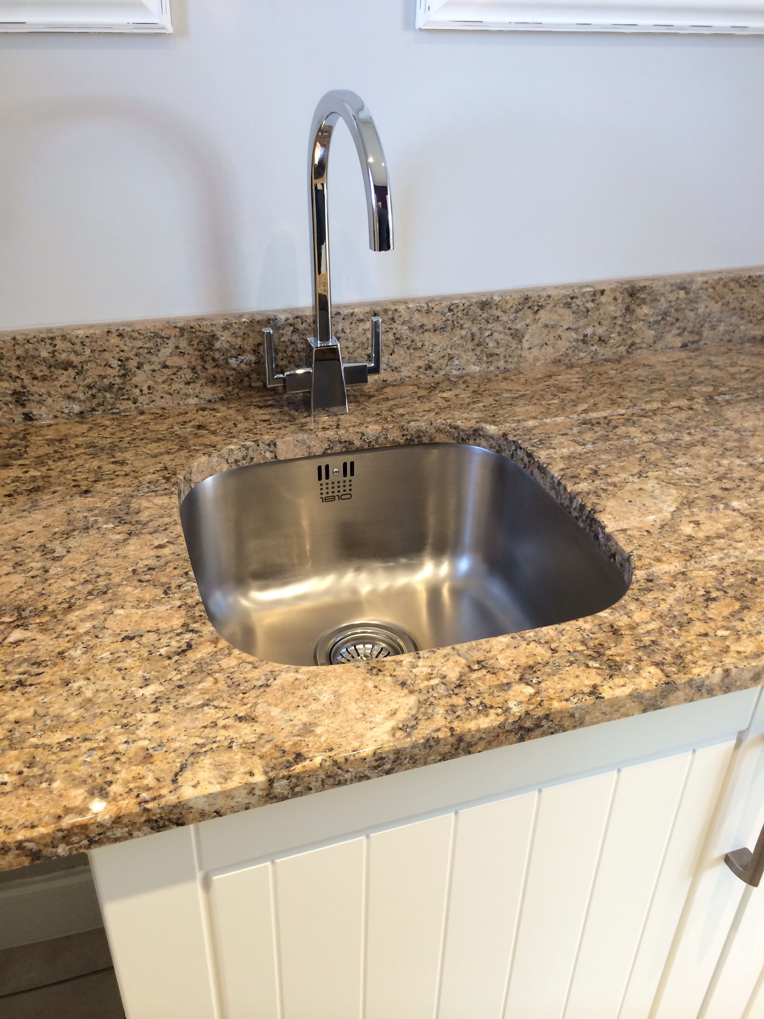 Under Mount Utility Sink Use Wood Instead Of Stone Mudroom
