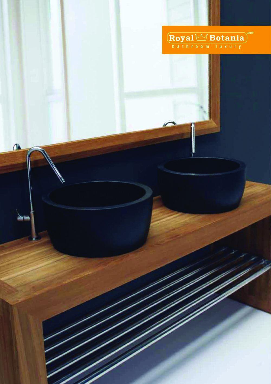 Black Pearl Marble Modern Bathroom Black Sink Bathroom Fixtures