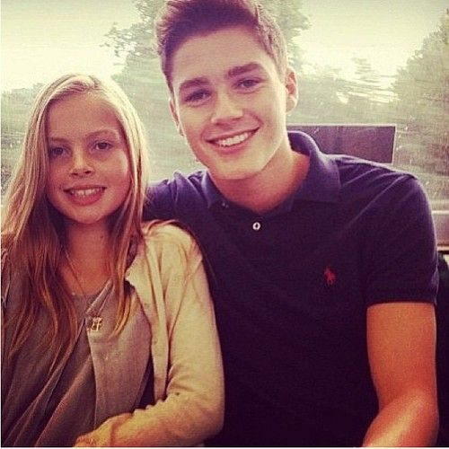 Jack and Emmy his little sister! | •Harries Twins• | Finn ...