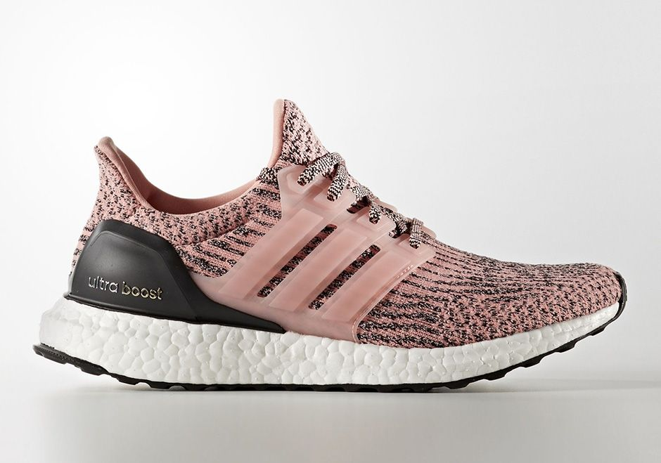 Official Images Of The adidas Ultra Boost 3.0 Salmon Pink • KicksOnFire.com