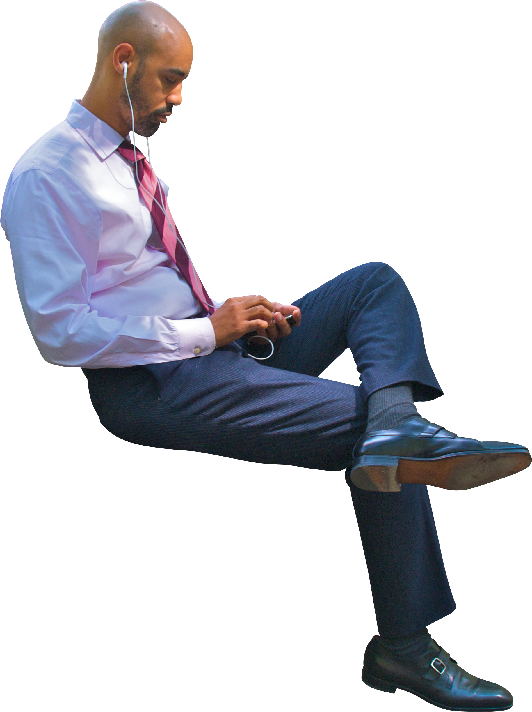 business man using phone Cut Out Pinterest Phone and